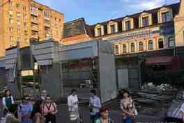 b8b8b0553c96e На «Органном зале» снесли аккуратный павильон-магазин